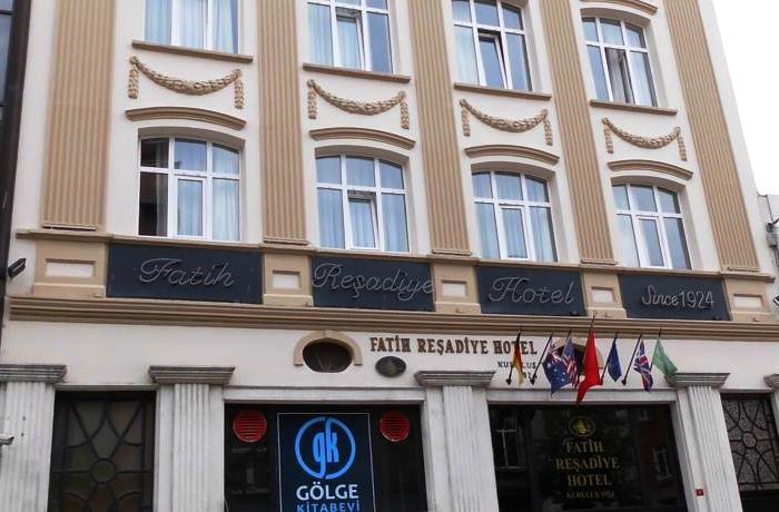 L hotel resadiye a istanbul fatih