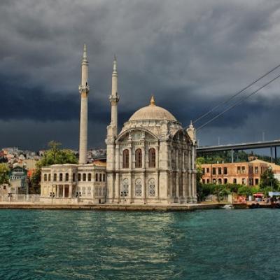 La mosquee ortakoy istanbul