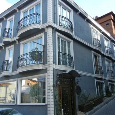 Le basileus hotel istanbul sultanahmet