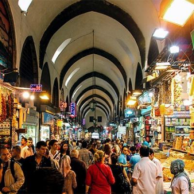 Le marche egyptien istanbul