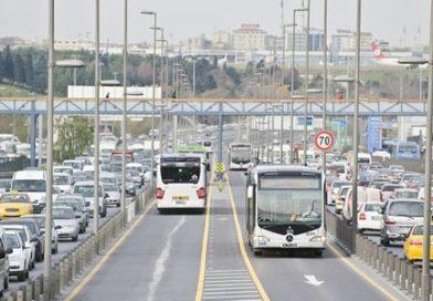 Le metrobus istanbul