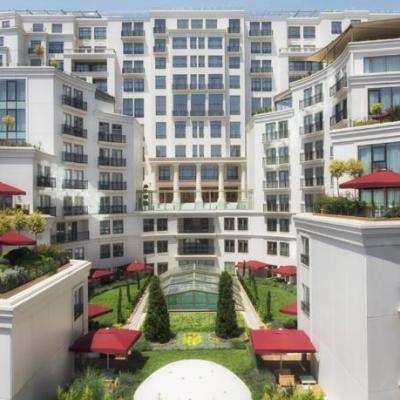 Les meilleurs hotels d istanbul cvk bosphorus