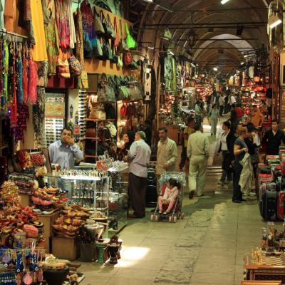 Le grand bazaar de Beyazit