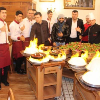 Les meilleurs restaurants a istanbul