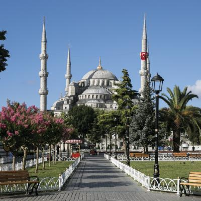 Les plus beaux monuments d istanbul
