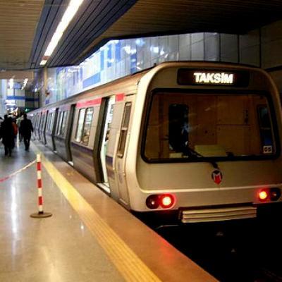 Les transports en commun a istanbul
